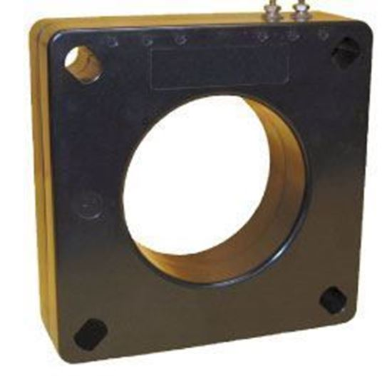 Picture of GE Model 100-202 600 Volt Current Transformer