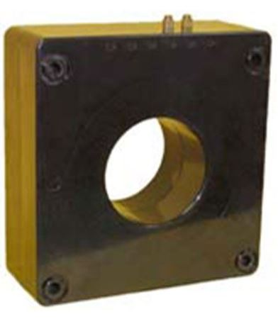 Image of a GE Model 307-201 medium voltage switchegear transformer