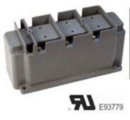 GE Model 3VTL460-208 600 Volt Voltage Transformer For Line to Line Connection