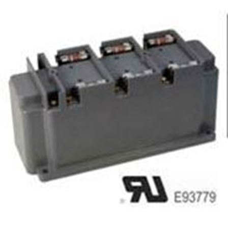 GE Model 3VTN460-346FF 600 Volt Voltage Transformer For Neutral Connection