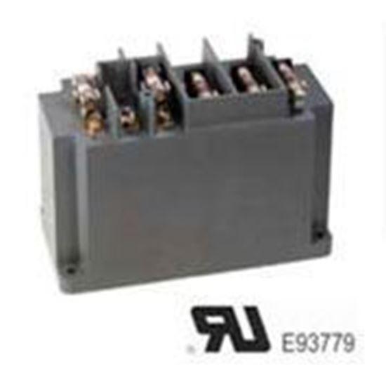 GE Model 2VT460-120FF 600 Volt Voltage Transformer For Open Delta Connection