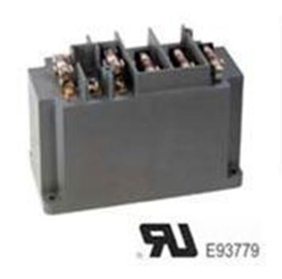 GE Model 2VT460-208FF 600 Volt Voltage Transformer For Open Delta Connection