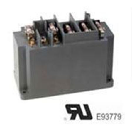 GE Model 2VT460-600FF 600 Volt Voltage Transformer For Open Delta Connection