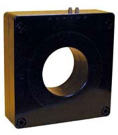 Image of a GE Model 309-402 medium voltage switchegear transformer