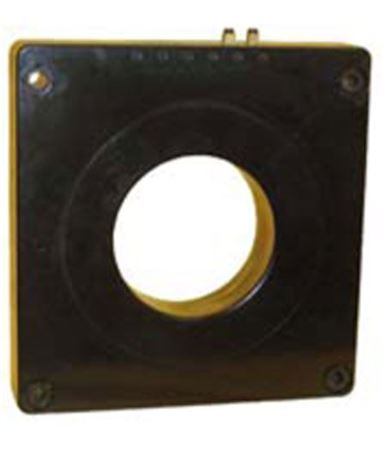 Image of a GE Model 308-251 medium voltage switchegear transformer