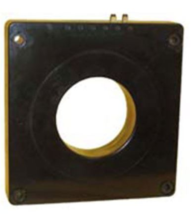 Image of a GE Model 308-252 medium voltage switchegear transformer