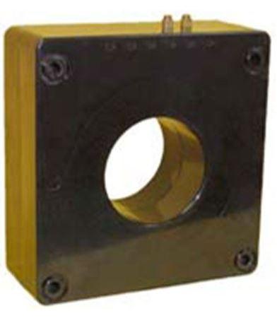 Image of a GE Model 307-252 medium voltage switchegear transformer