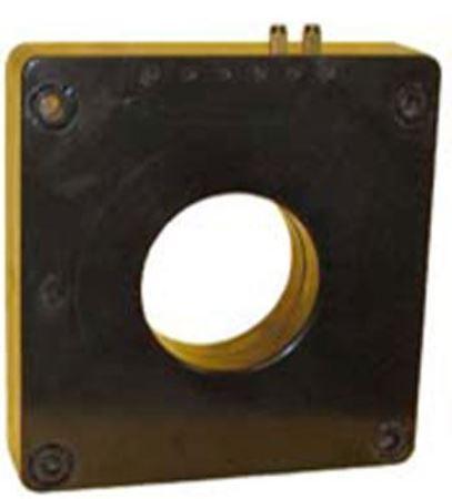 Image of a GE Model 306-252 medium voltage switchegear transformer