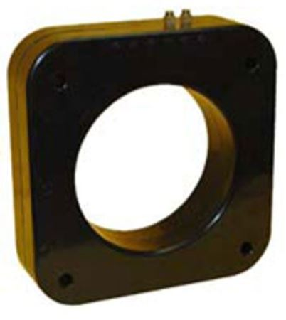 Image of a GE Model 142-302 medium voltage switchegear transformer