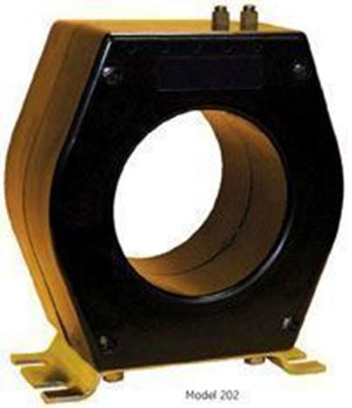 Image of a GE Model 203-252 600 volt transformer