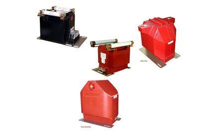 Picture for category 5kV thru 34.5kV Voltage Transformers