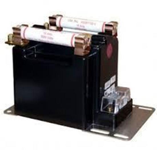 a GE Model PTG3-2-60-242FF voltage transformer
