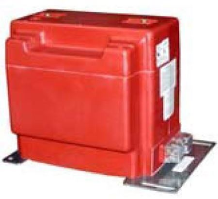 Image of a GE Model PTG4-2-75-482FF voltage transformer