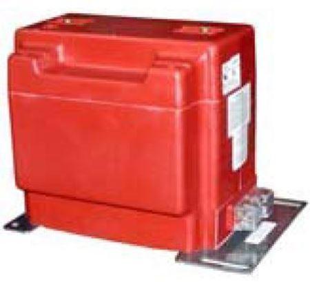 Image of a GE Model PTG4-2-75-842FF voltage transformer
