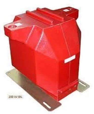 Image of a GE Model PT7-2-200-243 voltage transformer