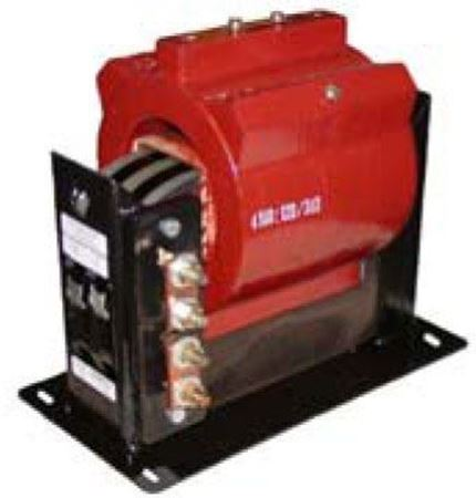 Image of a GE Model CPTS3-60-5-4161A control power transformer