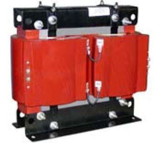 Image of a GE Model CPT3-60-25-4161B control power transformer