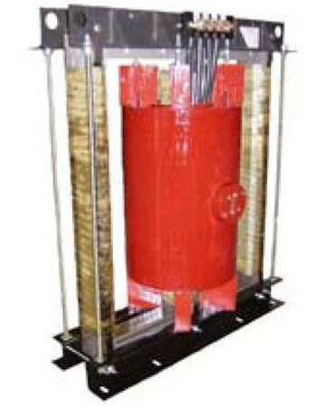 Image of a GE Model CPTD5-95-50-123A control power transformer