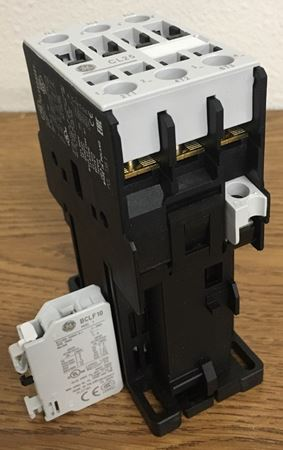Image of the angle of a GE CL25D310TJ contactor