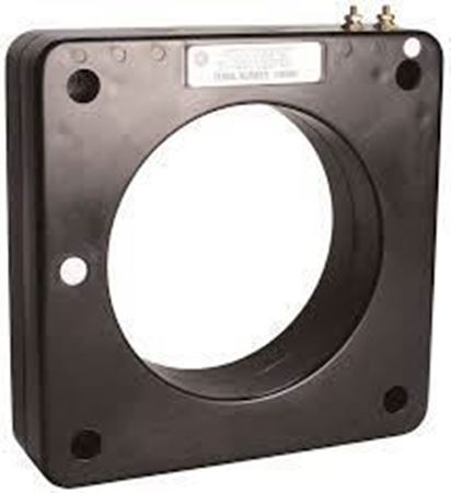 Image of a GE JAH-0C 750X114012 600 Volt Current Transformer