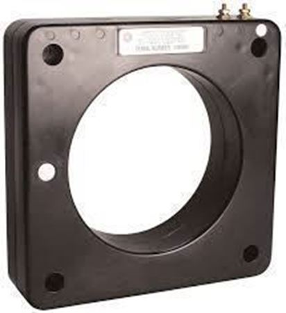 Image of a GE JAH-0C 750X114013 600 Volt Current Transformer