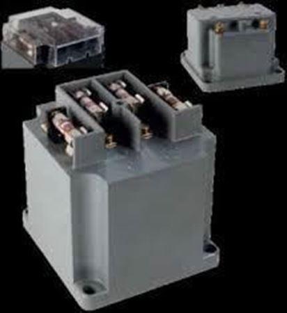 Picture of GE Model JE-27C 760X190029 600 Volt Voltage Transformer