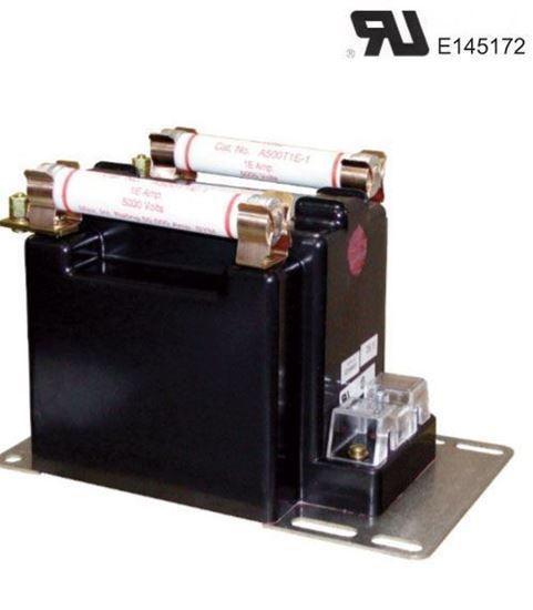 Picture of GE Model JVM-2C/3C 763X121018 Medium Voltage Voltage Transformer 60kV BIL, 2400-4800V