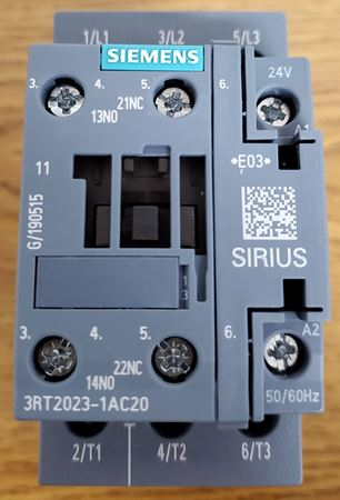 Picture of 3RT2023-1AC20 - SIEMENS Contactor