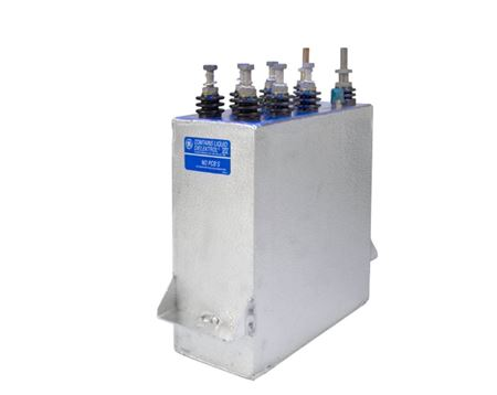 Picture of GE 19L0115WH4 - AC Water Cooled Capacitor