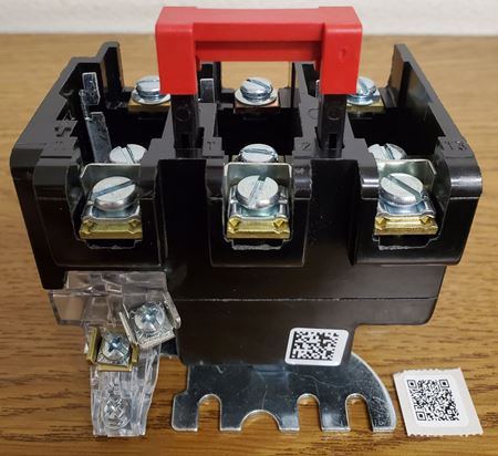 Picture of 9065SDO5 - Square D Melting Alloy Overload Relay