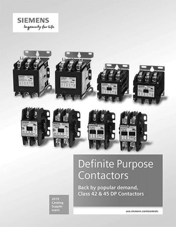 Picture for category SIEMENS Class 42 & 45 DP Contactors
