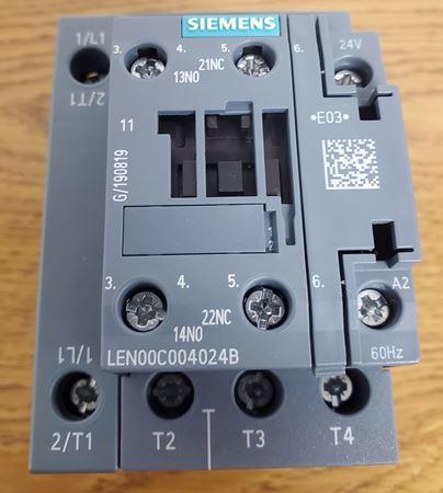 Picture of LEN00C004024B - SIEMENS Electrically Held Lighting Contactor