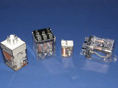 Power Transfer Switches and Control Relays